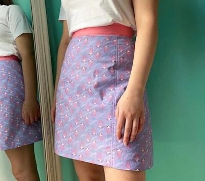 No Cream The Label Shake it A-line skirt