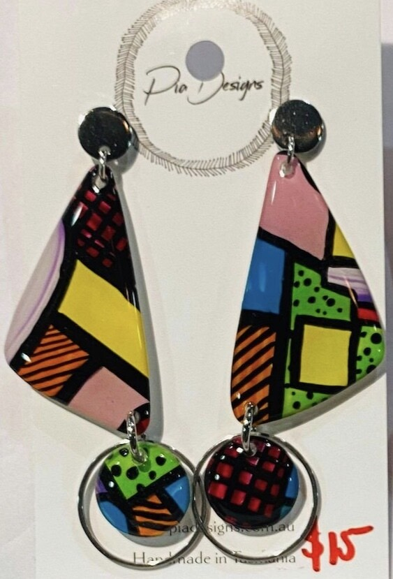 Pia Designs Earrings - Assorted Styles