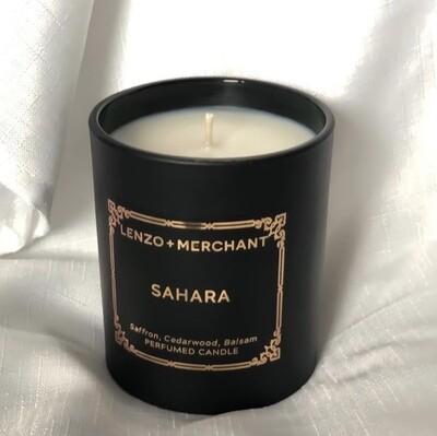 Lenzo & Merchant Sahara Candle