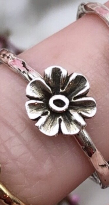 Blac Brail Atelier Daisy Ring