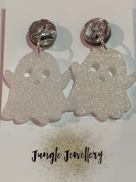 Jungle Jewellery Halloween Earrings