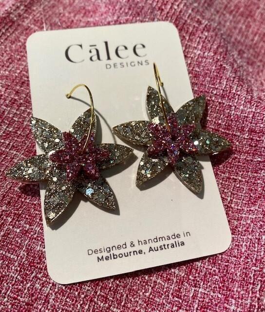 Calee Designs Lily Hoops