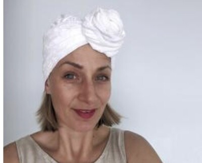 Celine Martine	Josephine Wired Head Wrap