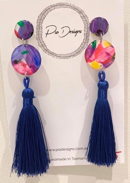 Pia Designs $15 Tassels