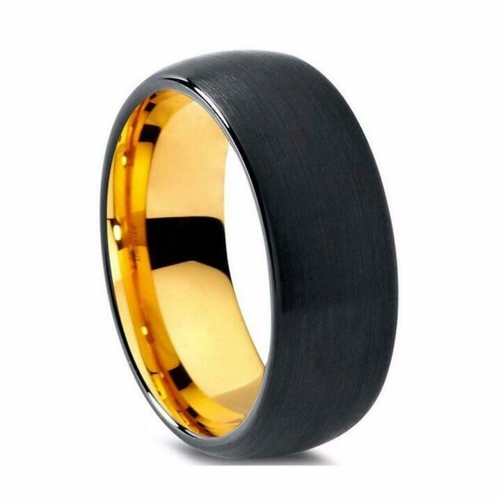 Kavalri Tungsten Rings