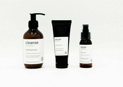 By Anastasia Organics Essential Face Bundle