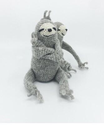 Creatures of Yarn Sloth