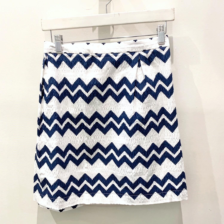 Castleden Co Zig Zag Skirt