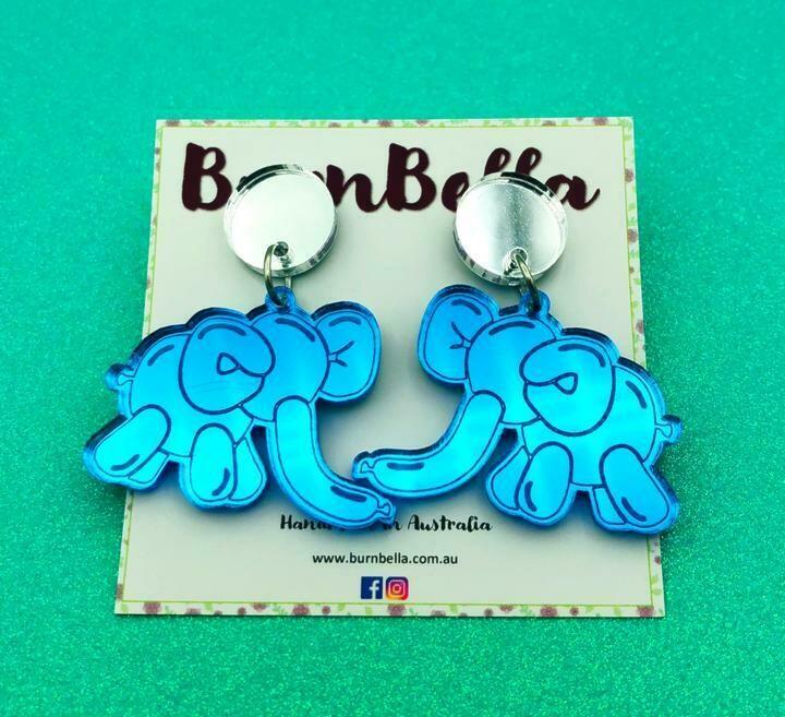 Burnbella Earrings