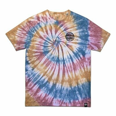 COSMIC SEED MEN'S EARTH SPIRAL TEE