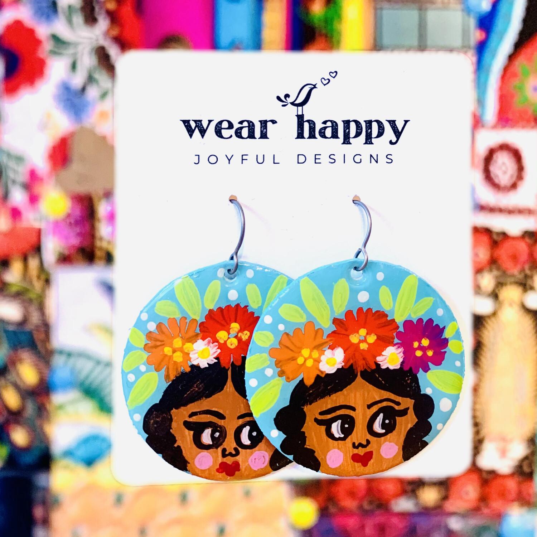 WEAR HAPPY JOYFUL DESIGNS GIRLS JUST WANT TO HAVE FUN