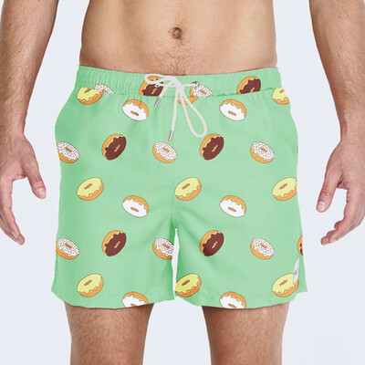 Eubi Donut Swim Shorts