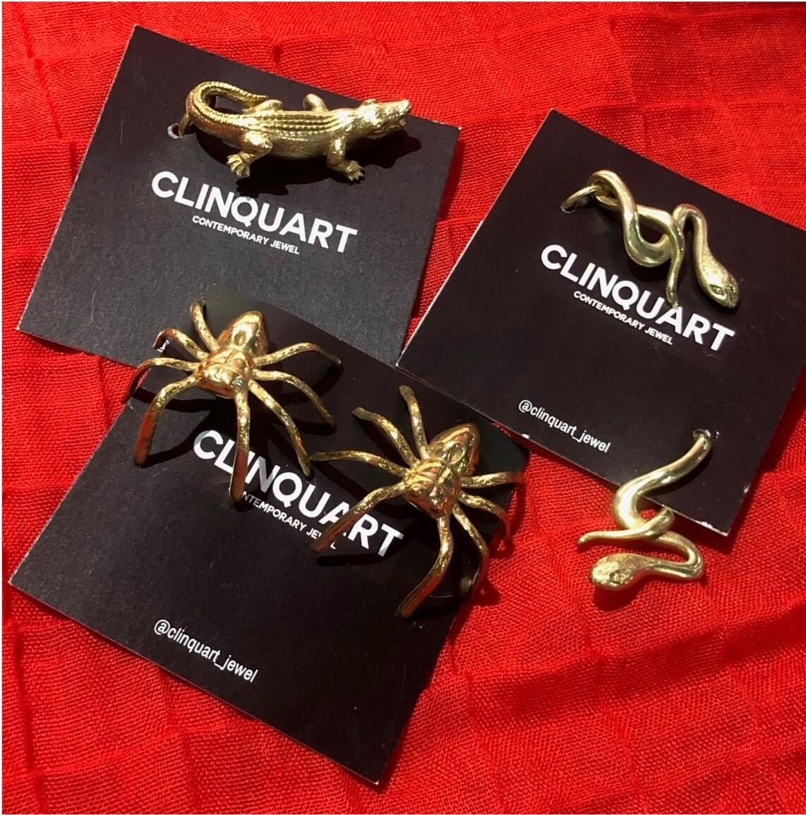 CLINQUART EARRINGS