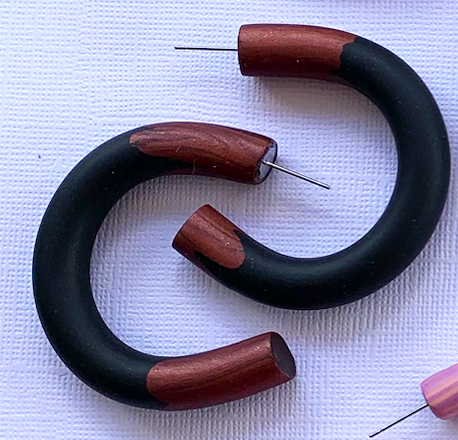 Clay By J Halo Hoops - Assorted Colours