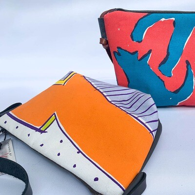 DESIGNED BY KATE MAMBO PRINT BAG