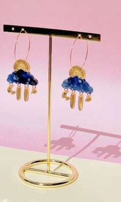 Dash of Gold Earrings