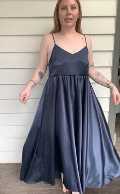 TEE THE LABEL - SAPPHIRE DRESS