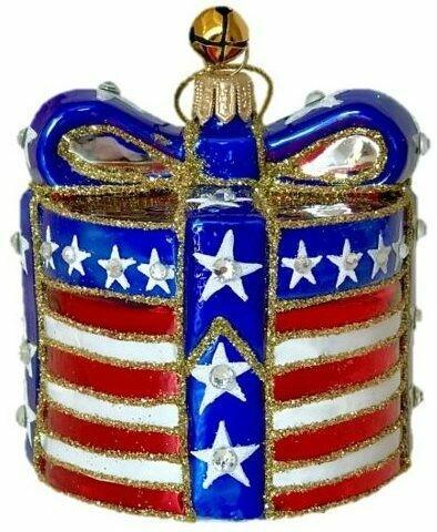 Stars & Stripes Ornament