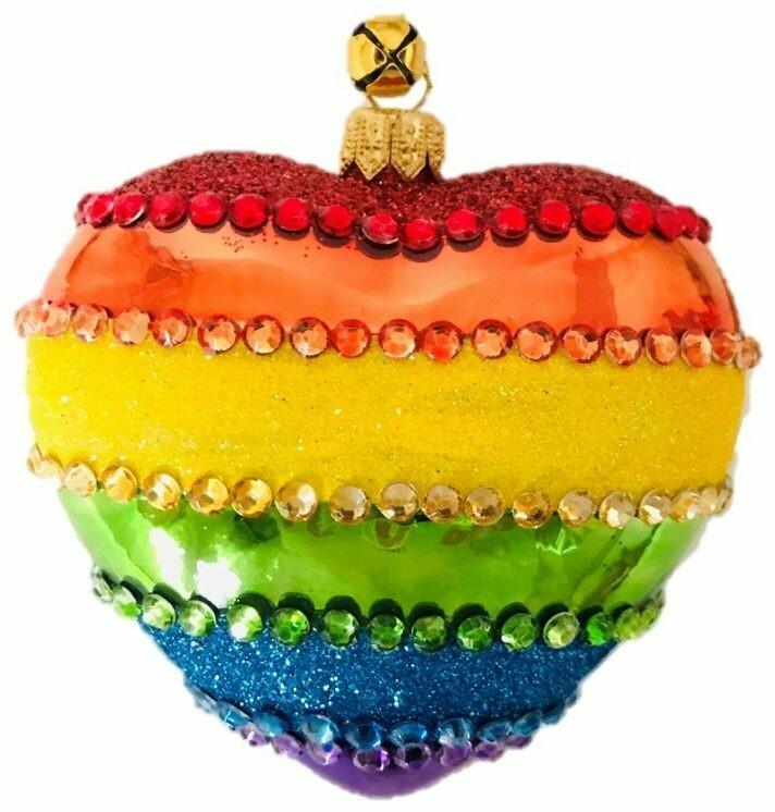 Heart of Pride Ornament