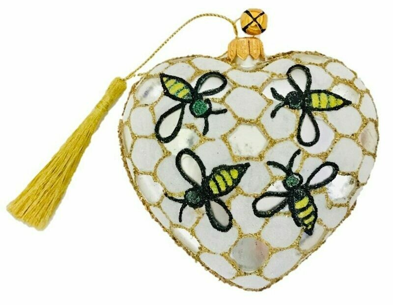 Dolce Heart Ornament