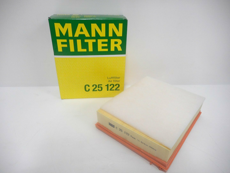 FILTRO ARIA DEFENDER MANN FILTER C25122
