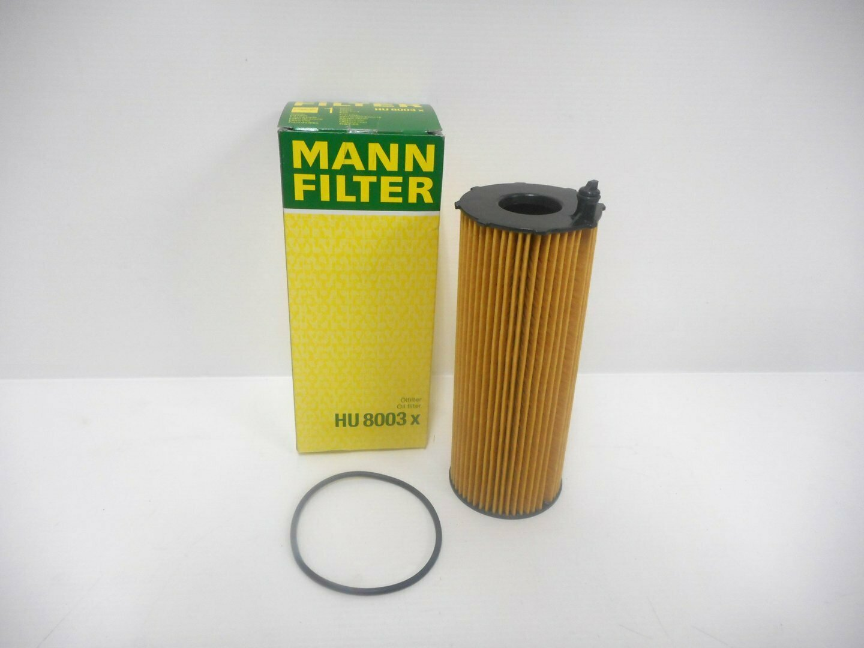 FILTRO OLIO RANGE ROVER RANGE ROVER SPORT MANN FILTER HU8003X