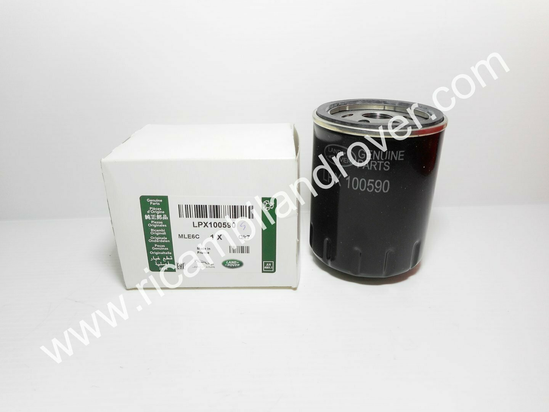 FILTRO OLIO DEFENDER DISCOVERY 2 LPX100590