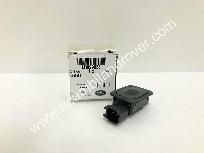 Interruttore bloccaggio portellone post evoque discovery range rover LR029038