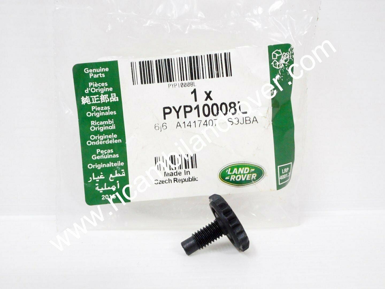 VITE SPURGO TUBO RADIATORE PYP10008L