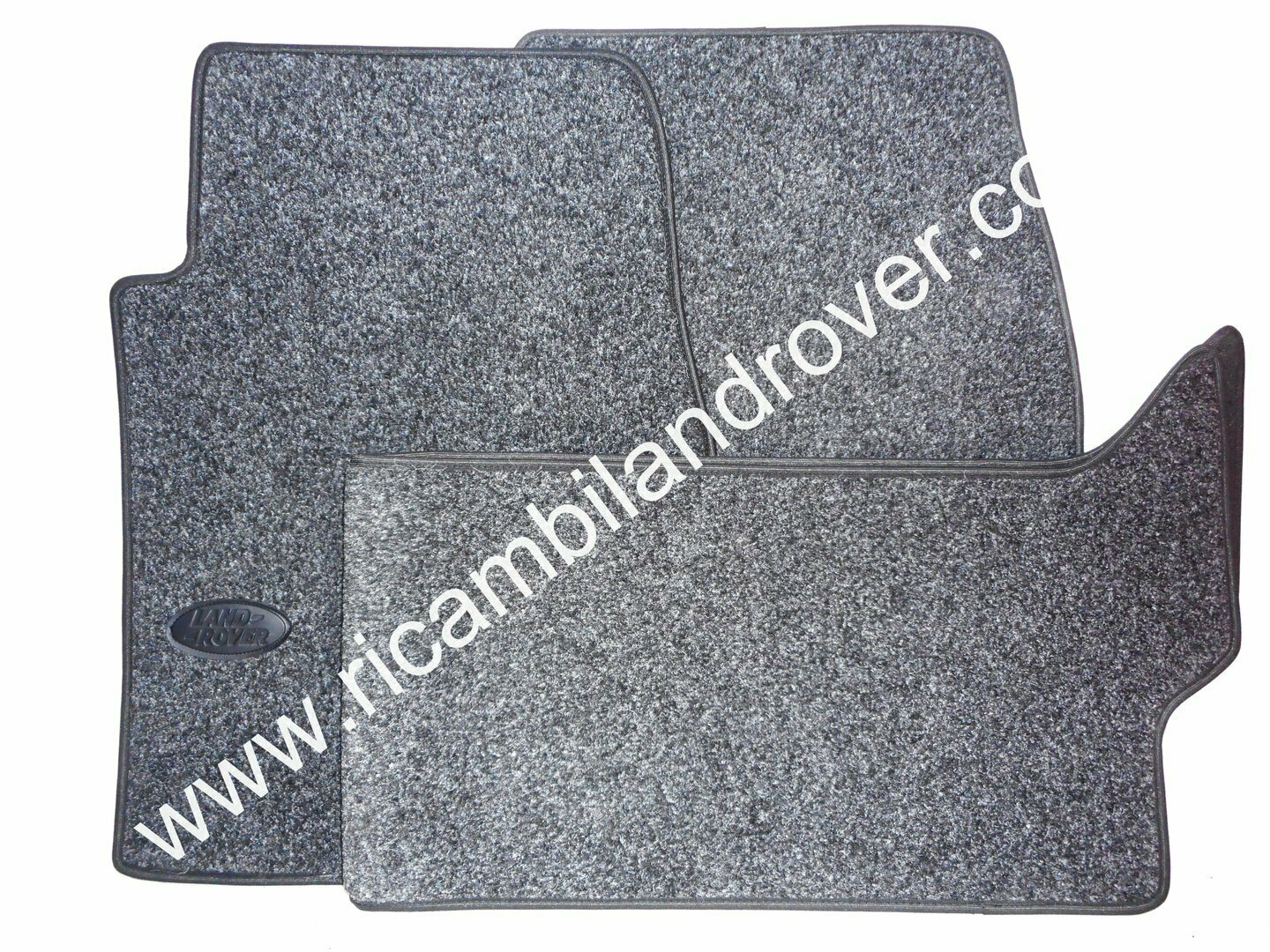SET TAPPETINI IN MOQUETTE DISCOVERY 2 TD5