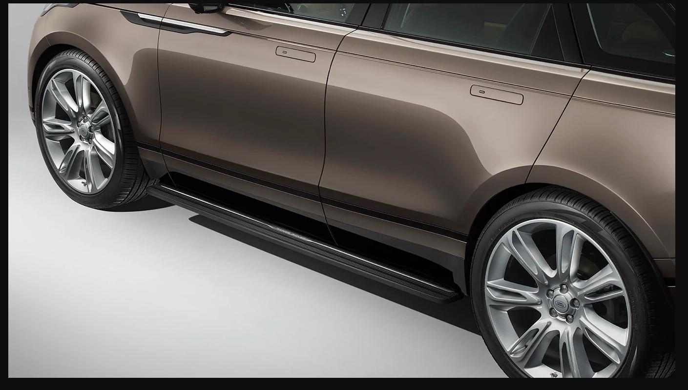 Kit pedane laterali estraibili VPLYP0325  - Ricambi e Accessori Originali Land Rover