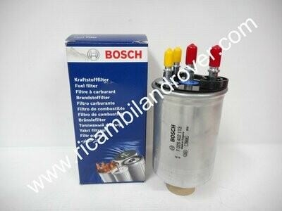 FILTRO CARBURANTE BOSCH DISCOVERY 3 DISCOVERY4 RANGE SPORT