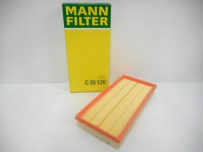 FILTRO ARIA DISCOVERY 4 RANGE ROVER RANGE SPORT MANN FILTER C35126