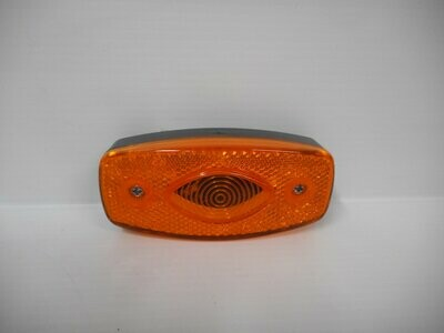 Fanalino ingombro laterale arancio AJ_BA rimorchio