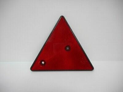 Catadiottro triangolare forato rimorchio