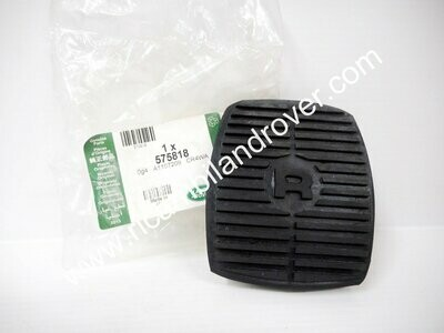 COPRIPEDALE FRENO IN GOMMA DISCOVERY 1 DISCOVERY 2 RANGE ROVER  575818