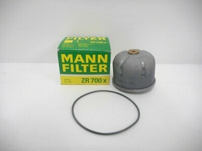 FILTRO OLIO ROTORE DEFENDER DISCOVERY 2 MANN FILTER ZR700X