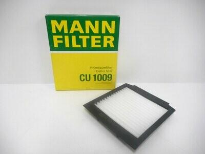 FILTRO ANTIPOLLINE RANGE ROVER MANN FILTER CU1009