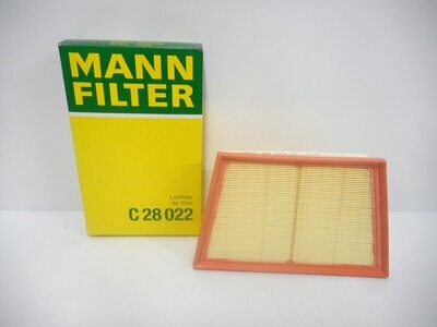 FILTRO ARIA EVOQUE DISCOVERY SPORT MANN FILTER C28022