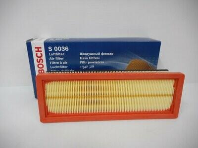 FILTRO ARIA BOSCH F026400036
