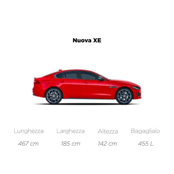XE 2.0 D 240 CV AWD aut. R-Sport