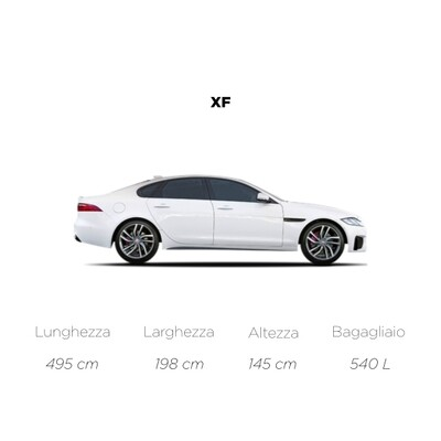 XF 2.0d 180 CV AWD Prestige Automatico