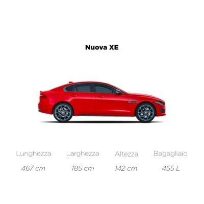 XE 2.0 D 180 CV AWD aut. R-Sport