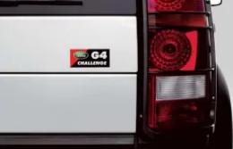 AUTOADESIVI G4 CHALLENGE HLD501084EMC