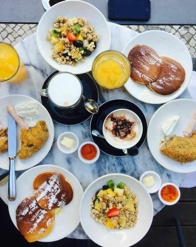 Canal Breakfast