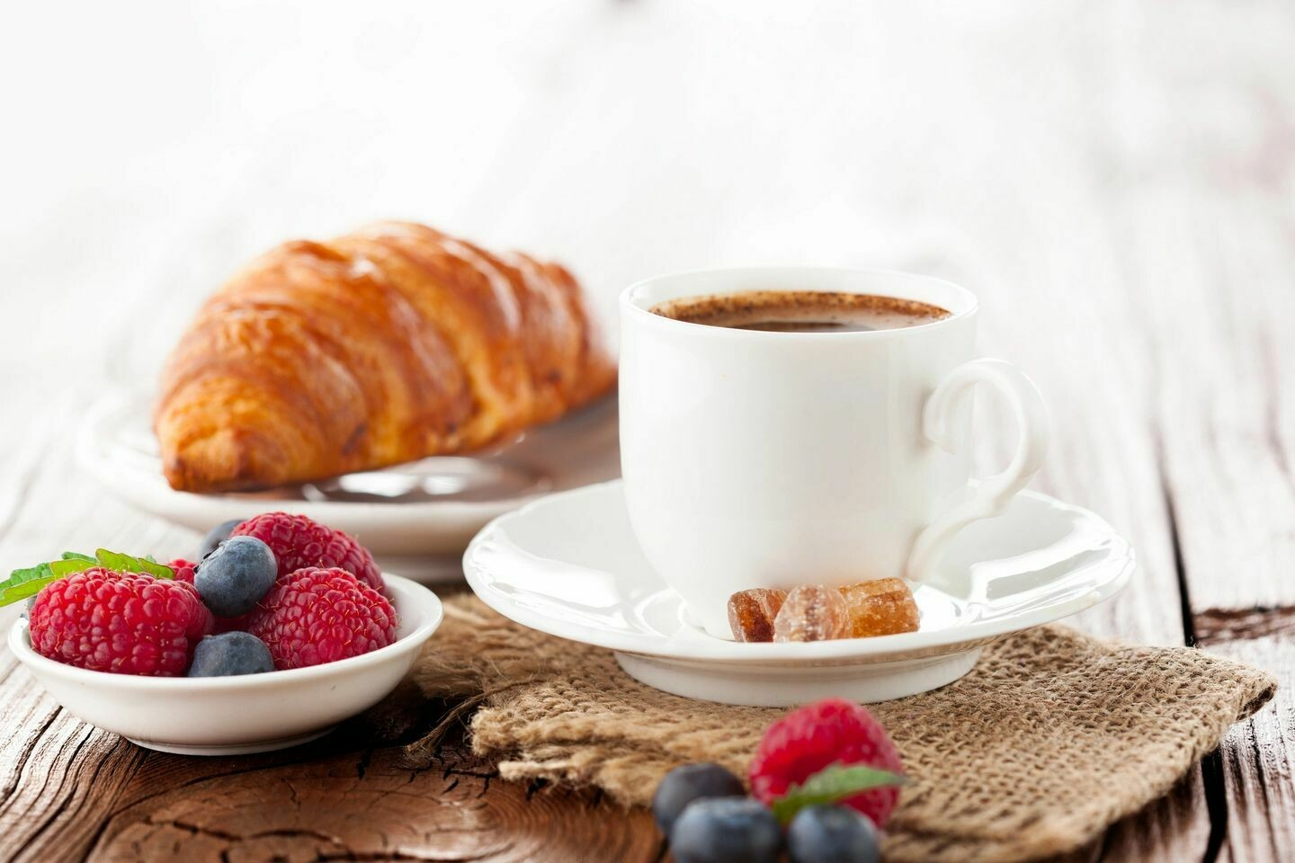 Pastry Morning