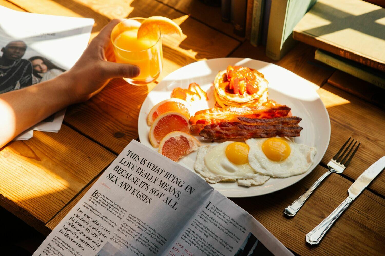 Old Timer's Breakfast