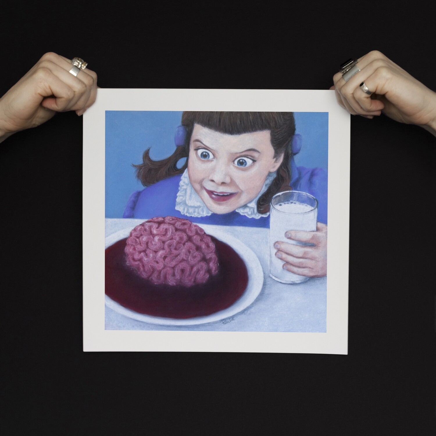 LIMITED EDITION KIDDIES GICLEE PRINTS