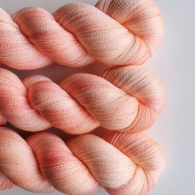 Sweet Potato Merino/Silke Lace