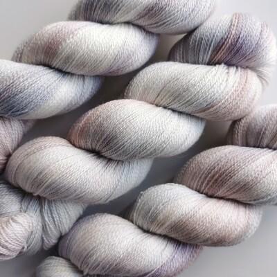 Mist Merino/Silke Lace
